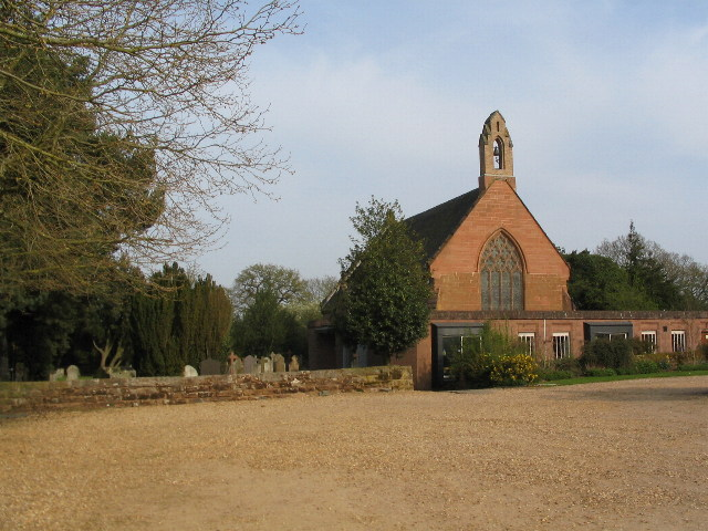 St John Baptist, Westwood Heath Road