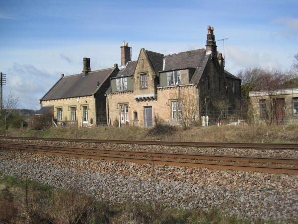 Former Station, Gilsland
