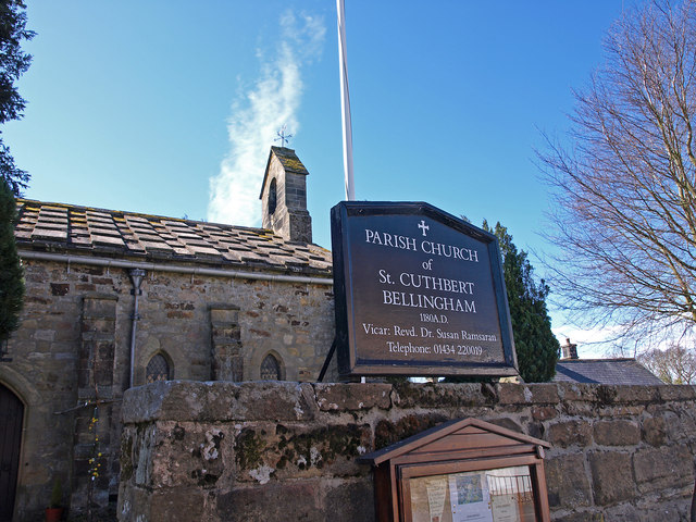 Church of St. Cuthbert, Bellingham