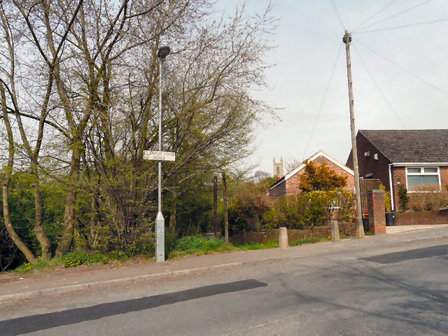 Clough Fold Road