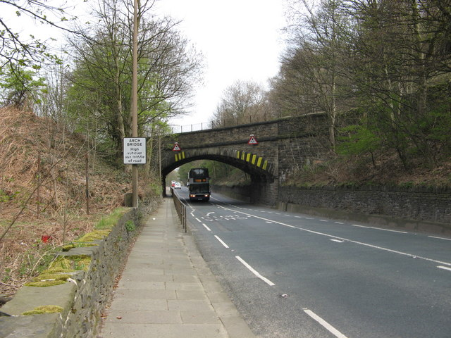 Railway Bridge PEH/10, Woodhead Road
