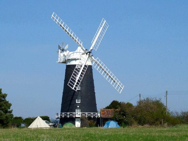 Windmill, Burnham Overy