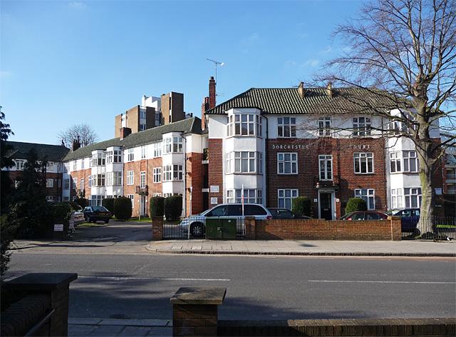 Dorchester Court Leigham Court Road 169 Stephen Richards Cc