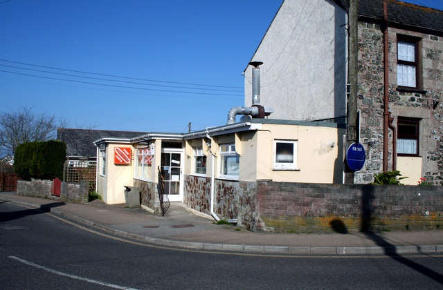 Mullion: 'The Galleon' fish and chip... © Dr Neil Clifton :: Geograph Britain and Ireland