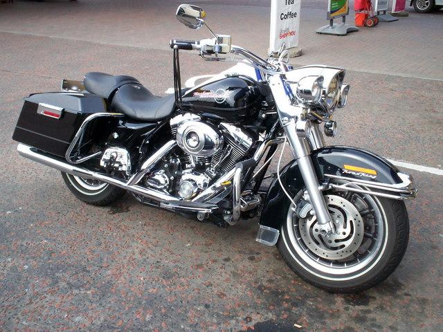 harley davidson motorbike © p flannagan cc-by-sa/2.0 :: geograph