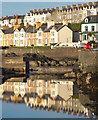 J5082 : Reflections in the 'Long Hole', Bangor by Rossographer
