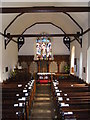 TM4560 : St.Andrew's Church, Aldringham Interior by Adrian Cable