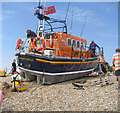 TQ8209 : Hastings Lifeboat by Oast House Archive