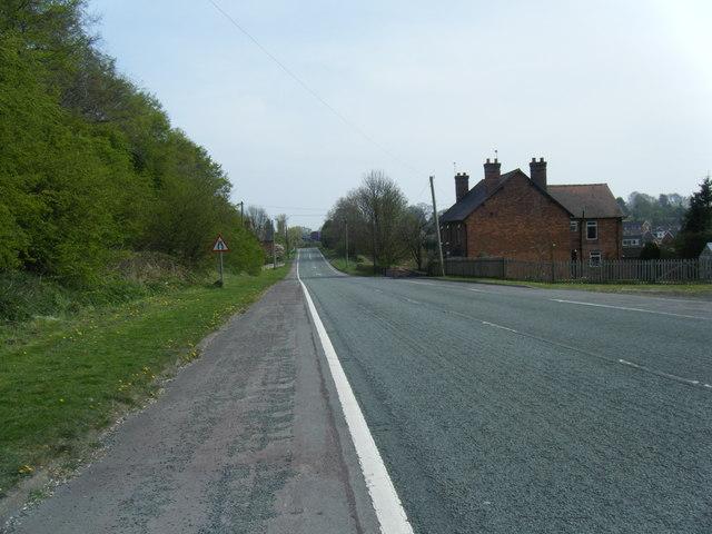 Tarporley Road, B5476