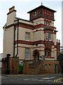 "SK5639 : ""Tower House"", Park Row : Week 17"