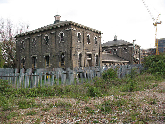 Deptford Creek pumping station