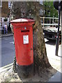 TQ2678 : Postbox in Drayton Gardens Chelsea by PAUL FARMER