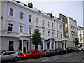 TQ2978 : Melita and Romanos Hotels, Charlwood Street, Pimlico by PAUL FARMER
