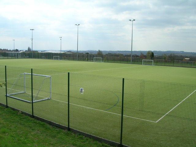 Football Pitch Contractors Bascombe