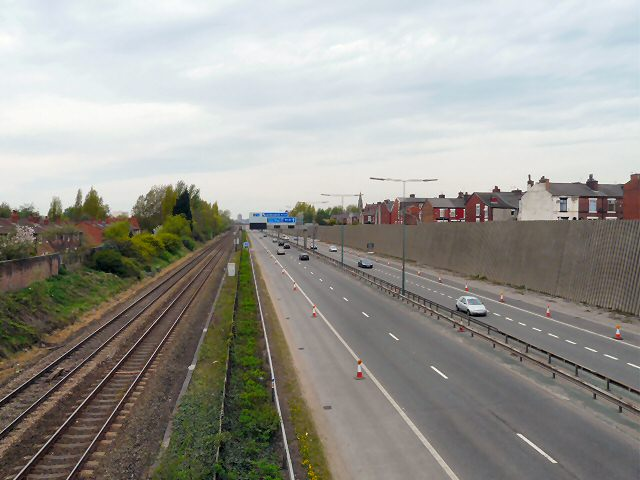 Rails and Road to Liverpool