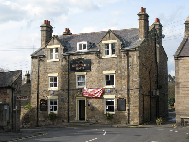 The Wheatsheaf Inn, Corbridge