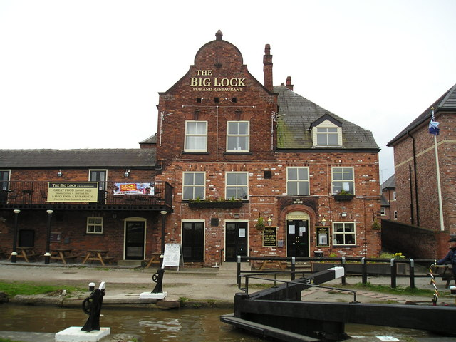 The Big Lock Pub, Middlewich