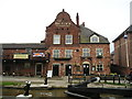 SJ7066 : The Big Lock Pub, Middlewich by canalandriversidepubs co uk