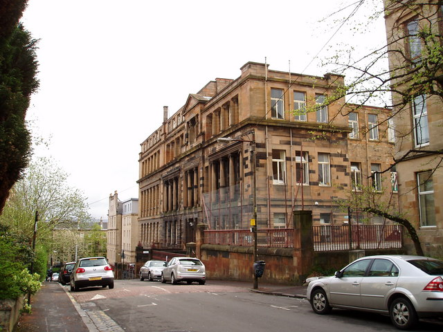 Hillhead Primary School Old Building