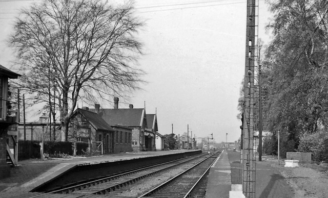Blankney & Metheringham Station