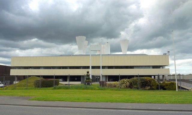 Former British Gas Engineering Research Station, Killingworth