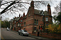 SK5639 : Watson Fothergill Houses on Lenton Road by David Lally