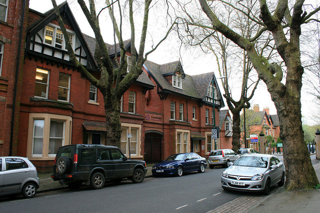 Offices on Peveril Drive
