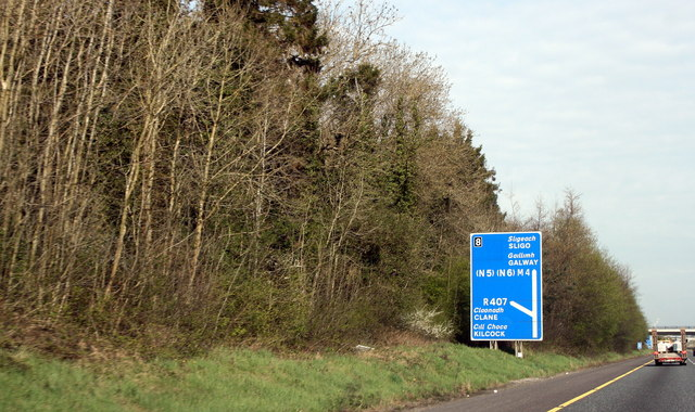 The M4 heading west (6)