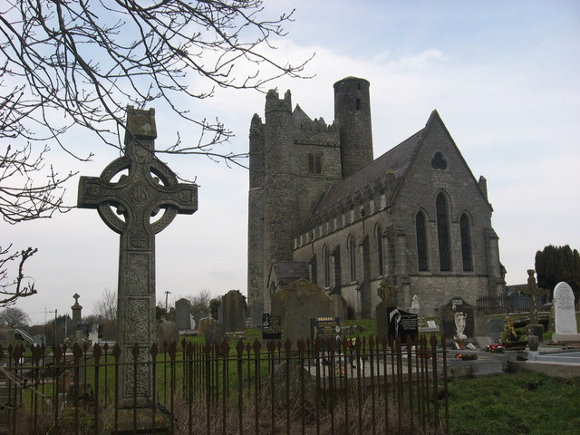 Church at Lusk, Co. Dublin