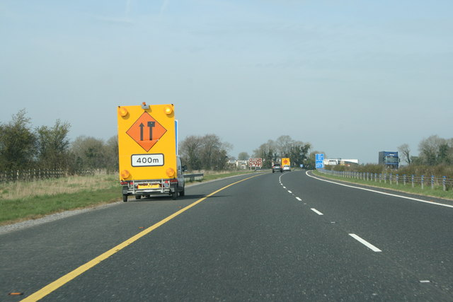 The M4 heading west (14)