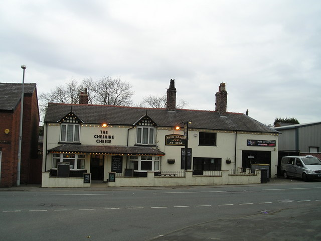 The Cheshire Cheese Inn Pub, Middlewich