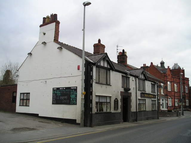 The White Horse Pub, Middlewich
