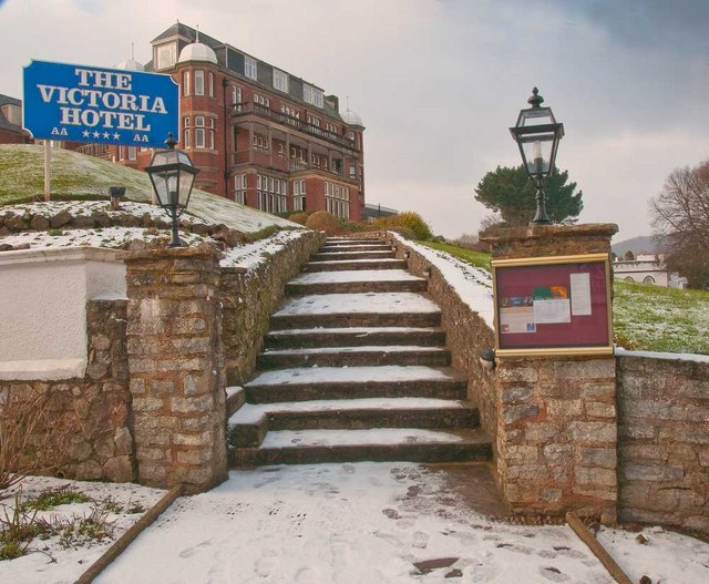 Victoria Hotel Sidmouth Rooms