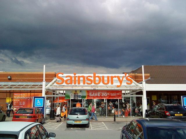 Sainsbury's in Beeston