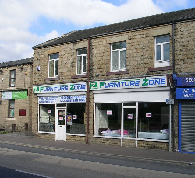 Furniture zone huddersfield road betty longbottom cc for Furniture zone