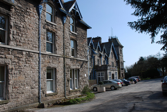 Cumbria Grand Hotel Grange Over Sands Uk