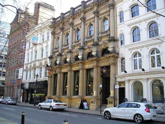 The Old Joint Stock Pub, Birmingham