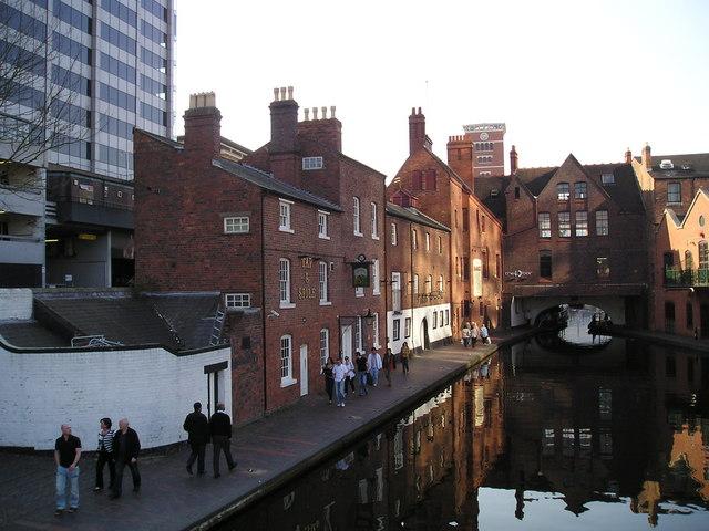 The Tap and Spile Pub, Birmingham