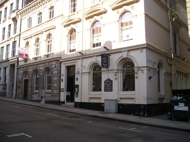 The Wellington Pub, Birmingham
