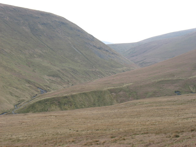 Souther Fell and the Glenderamackin river