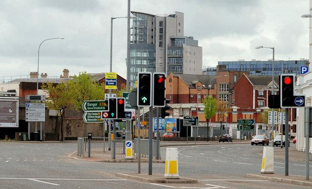 The Dunbar Link, Belfast (4)