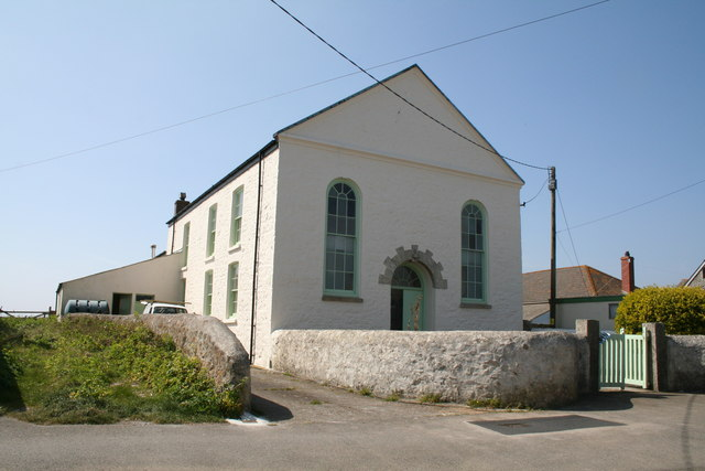 Lizard:  Methodist Chapel