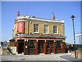 TQ3479 : The Angel Pub, Bermondsey by canalandriversidepubs co uk