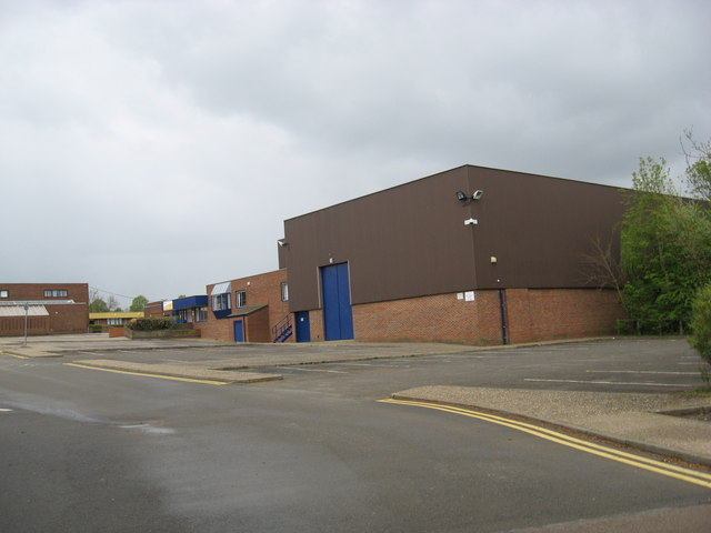 Northampton College at Daventry buildings