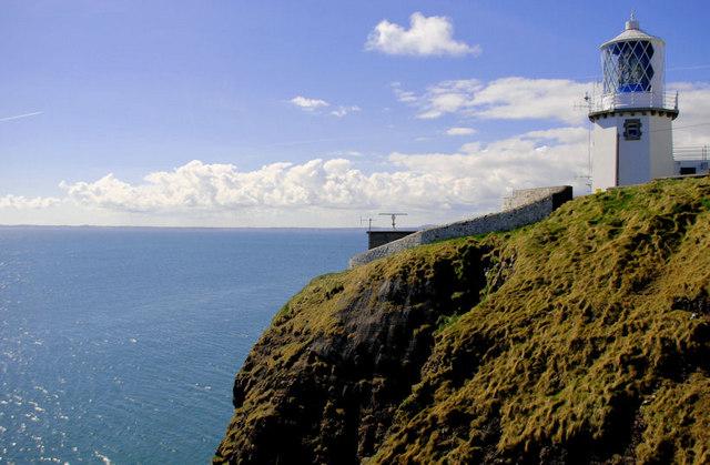 The Blackhead lighthouse, Whitehead (2)