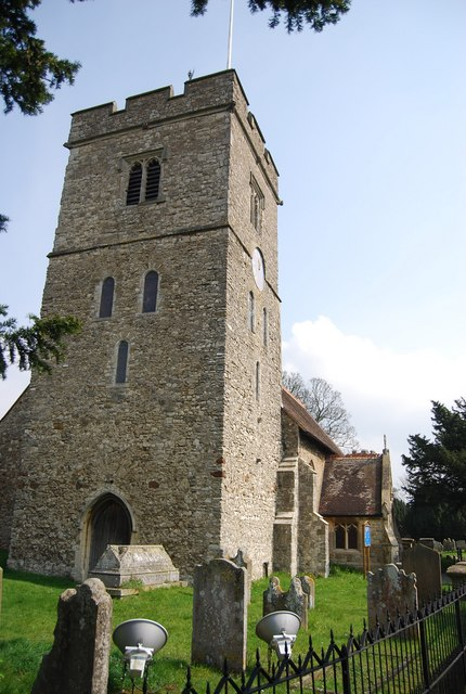 Church of St Peter and St Paul, Aylesford