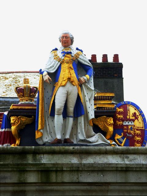 King George Iii Weymouth 169 Brian Robert Marshall Cc By Sa