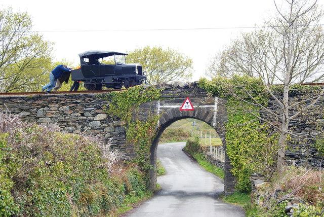 """""""Model T"""" Ford, Gwyndy Bank, Minffordd, Gwynedd"""