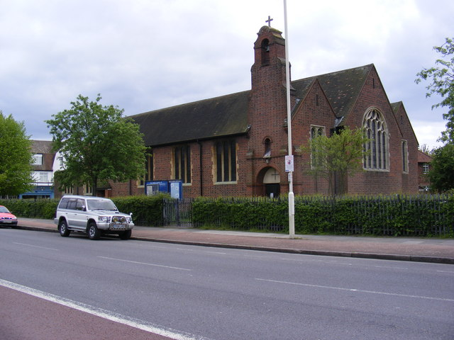 St. Elisabeth's Church, Becontree
