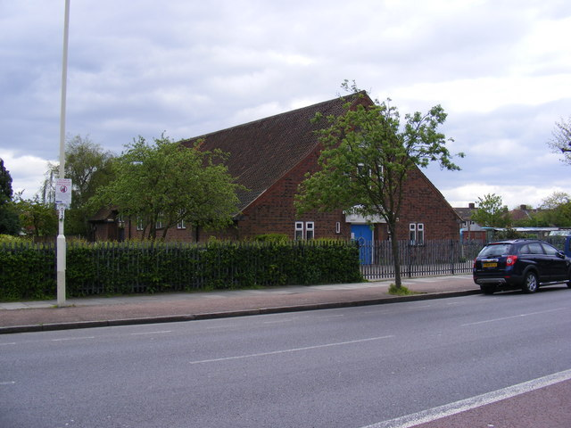 St. Elisabeth's Church Hall, Becontree